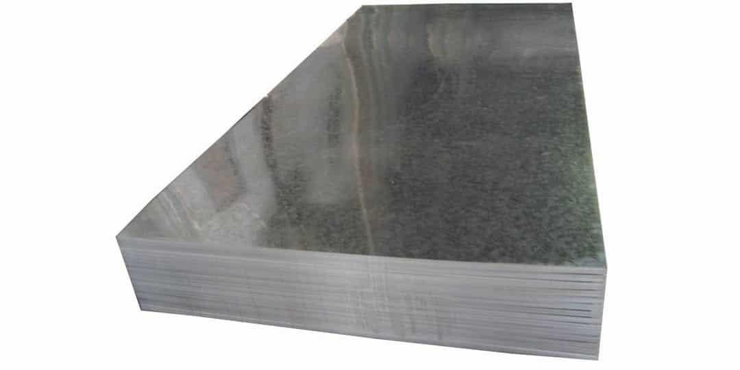 Оцинкованные листы металла