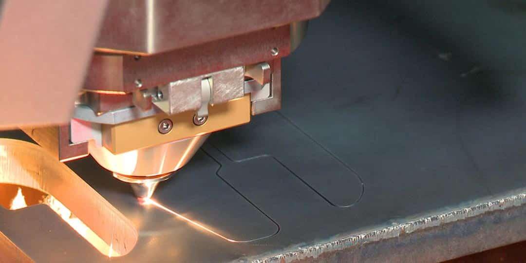 Резка метала лазером