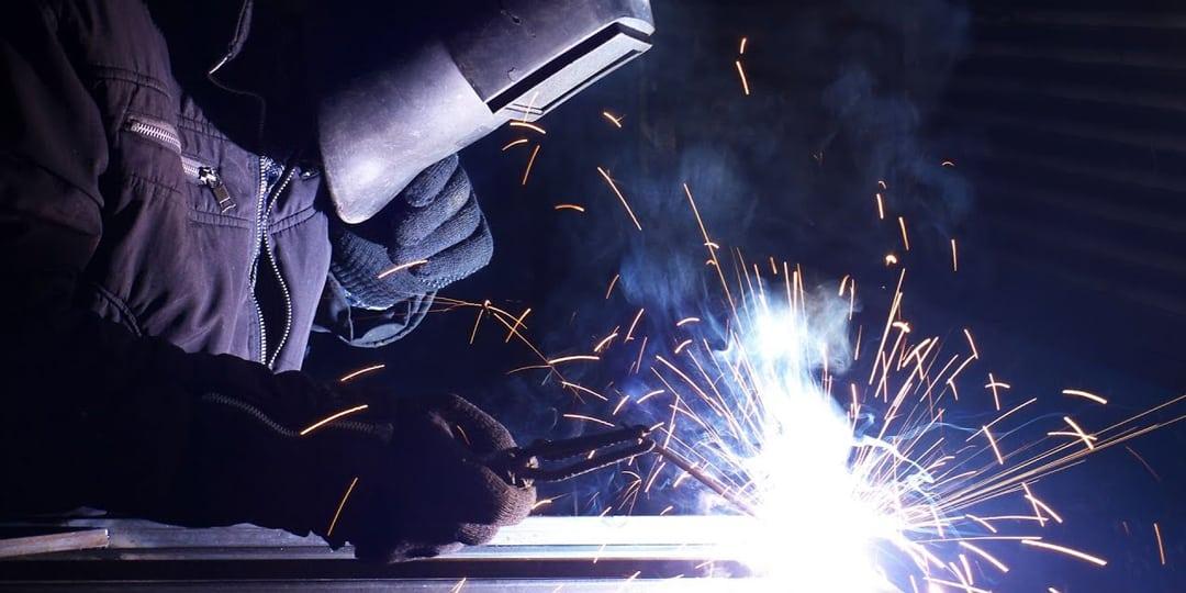 Электродуговая сварка металла